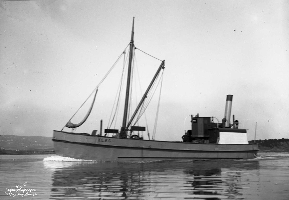 D/S Klæg (b.1888, Akers mekaniske verksted, Kristiania)