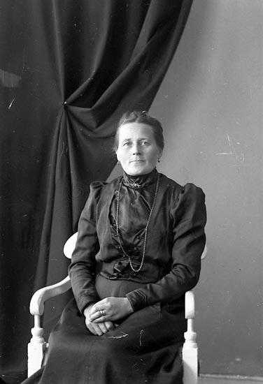 Alida Malmqvist (1877 - 1949)