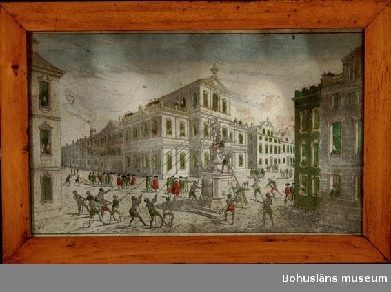 Händelse i New York år 1776