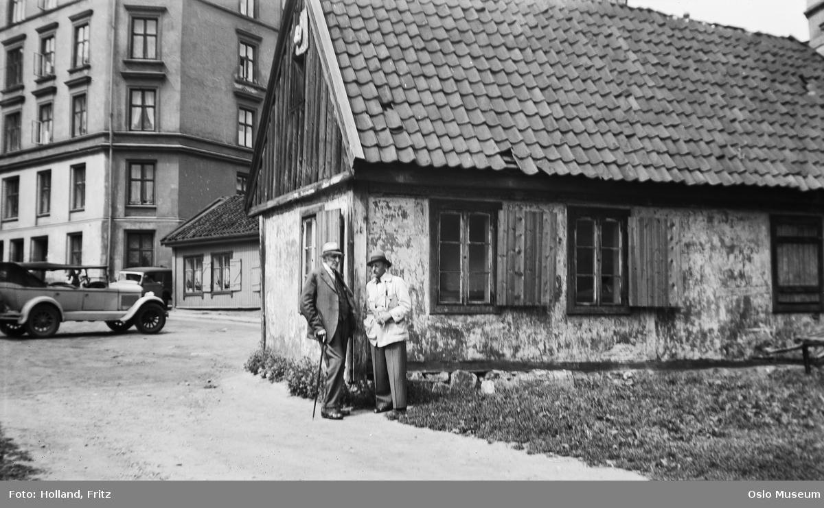 Holland, Fritz (1874 - 1959)