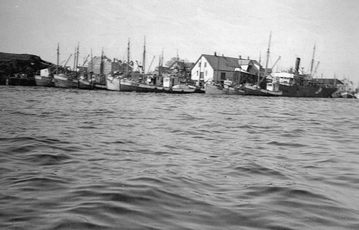 Havnemotiv - Vibrandsøy.