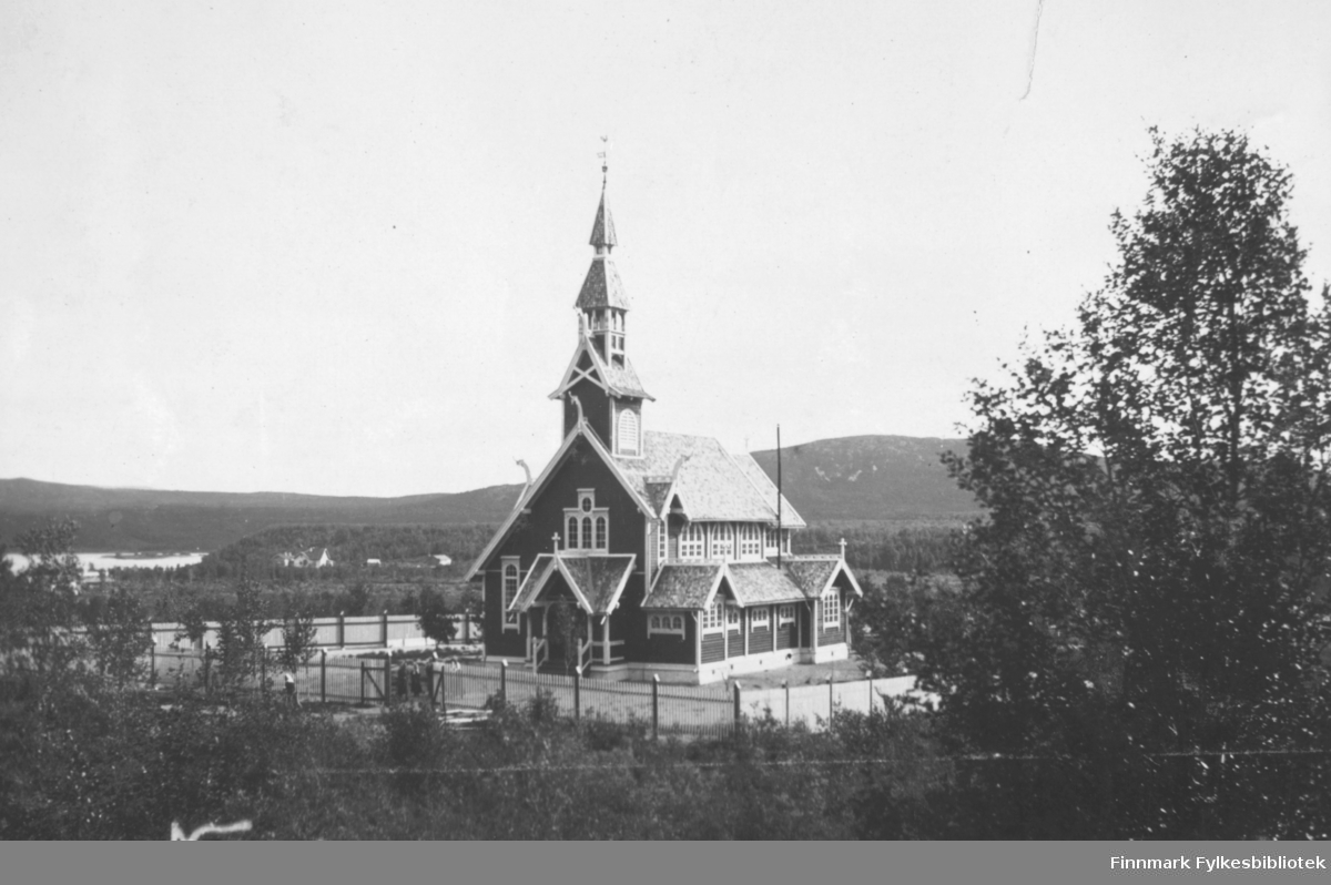 Neiden kirke