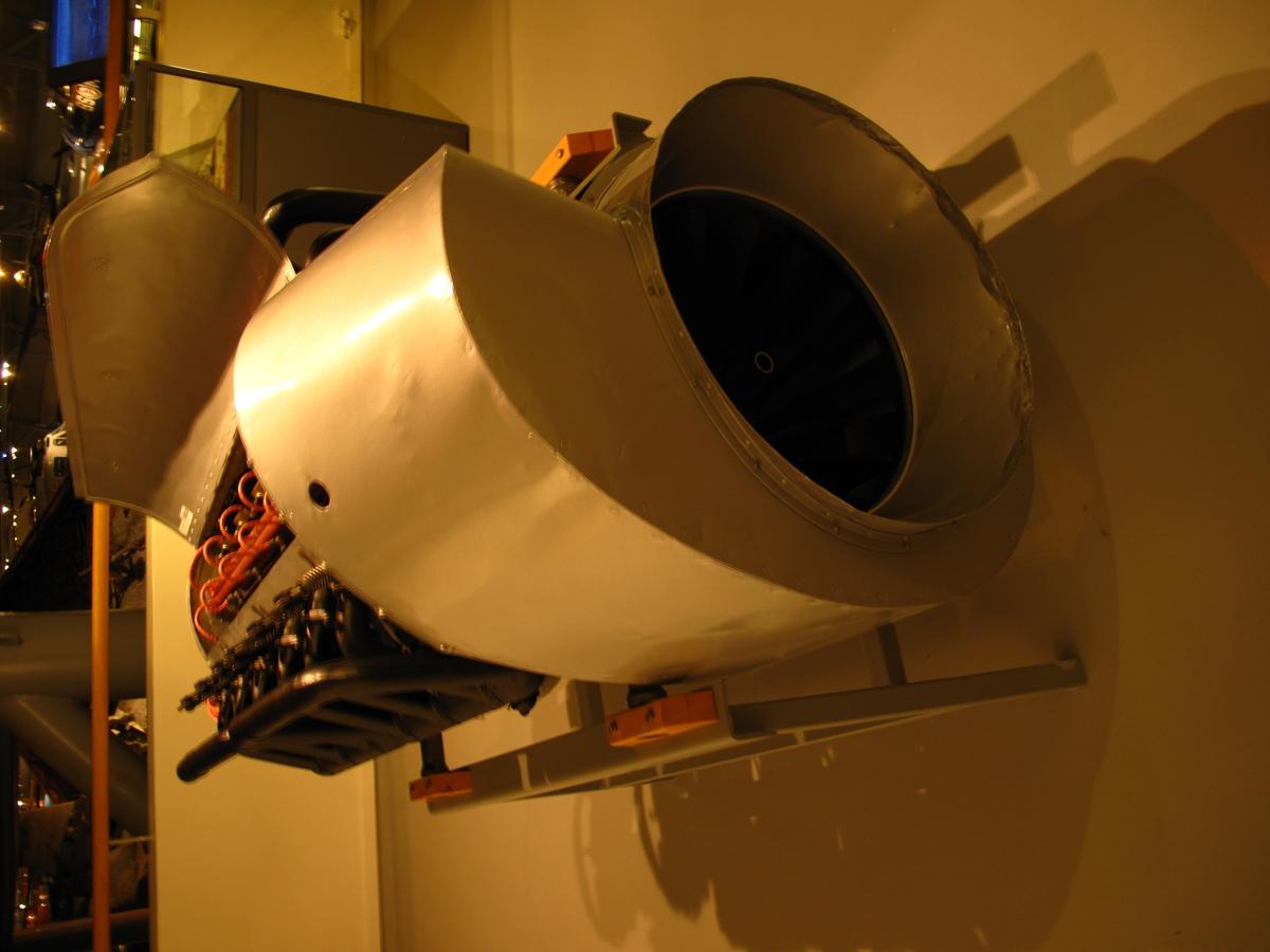 Flymotor, Renault V-12, luftavkjølt