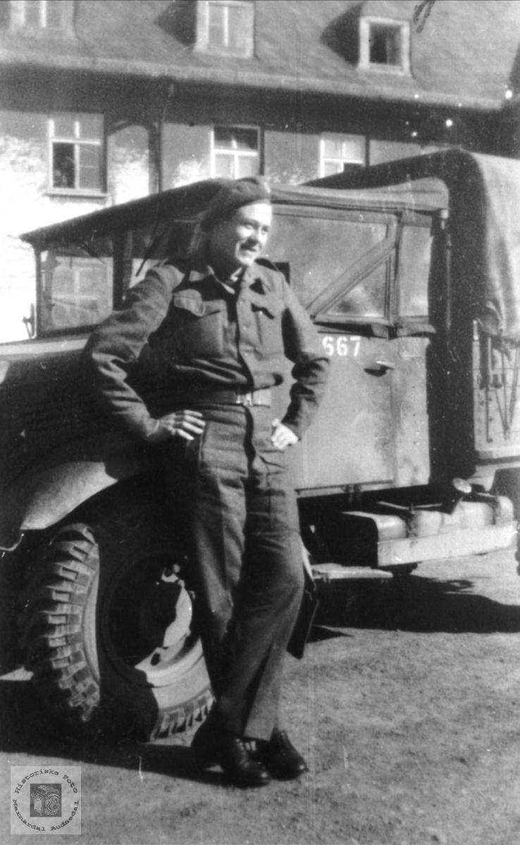 Fra Tysklandsbrigade nr. 481.