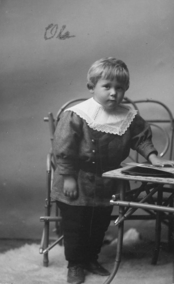 Portrett av Ole Rasch, sønn av Gjert Rasch og hustru Margrethe, f. Michaelsen
