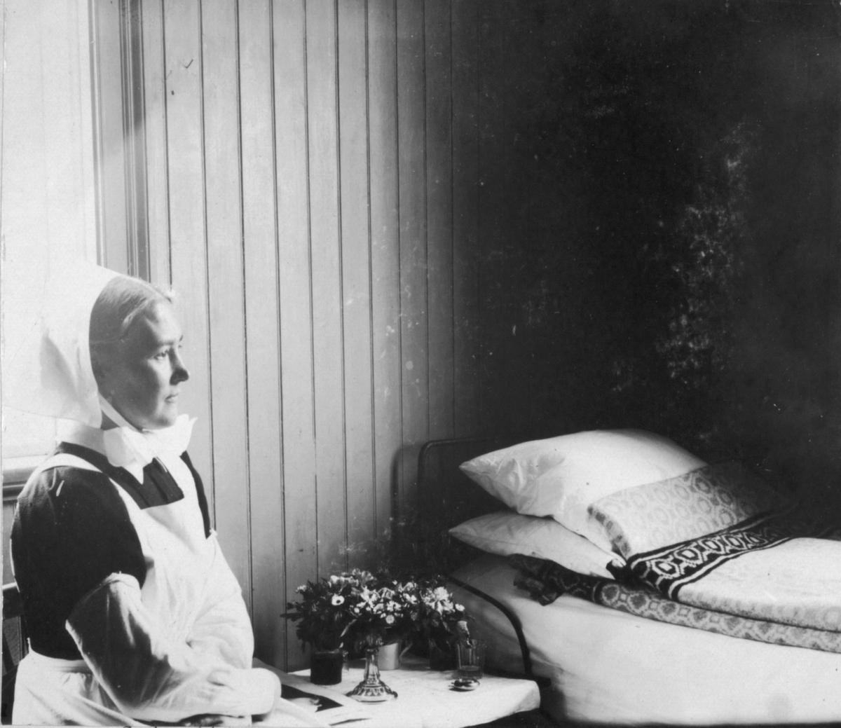 Søster Olianne, Vardø sykehus 1905