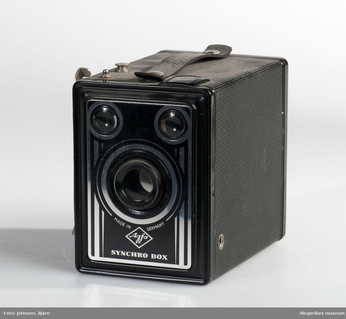 Agfa Syncrobox  Agfa-Werk German 120-film 6x9