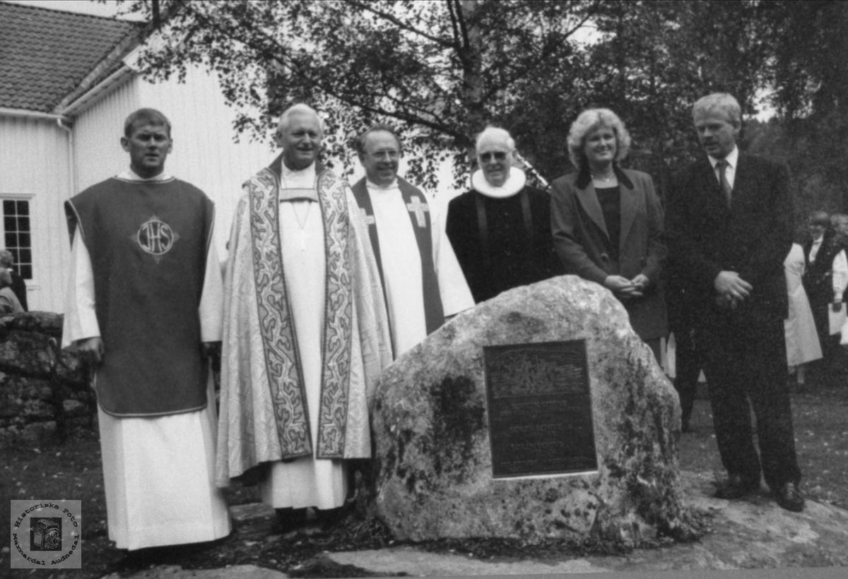 Jubileum, Bjelland Kyrkje 200 år
