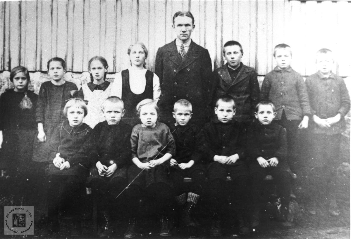 Brusletta skole 1926