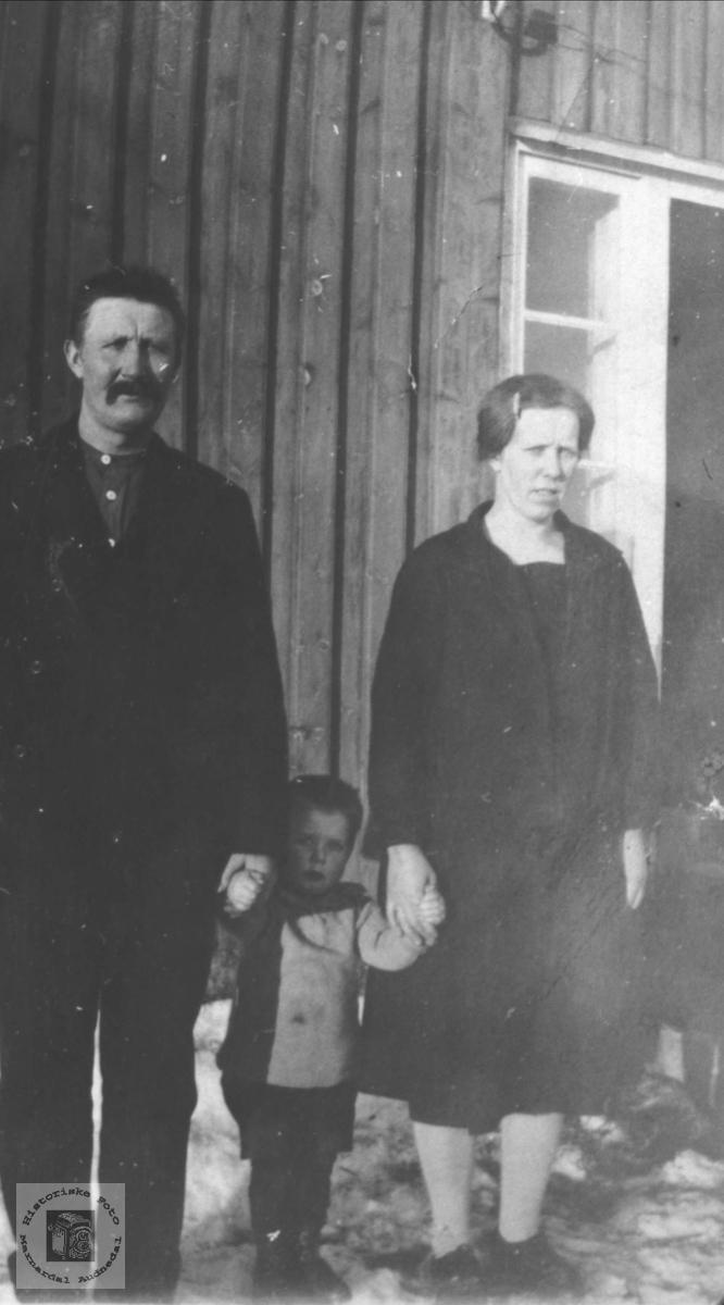 Familien Bruskeland