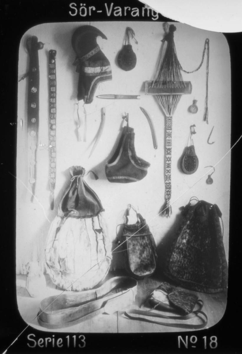 Samisk kunsthåndverk