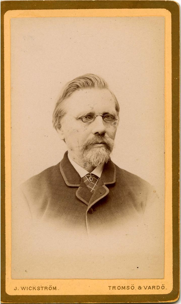 Fotograf J. Wickstrøm, antagelig den eldre.