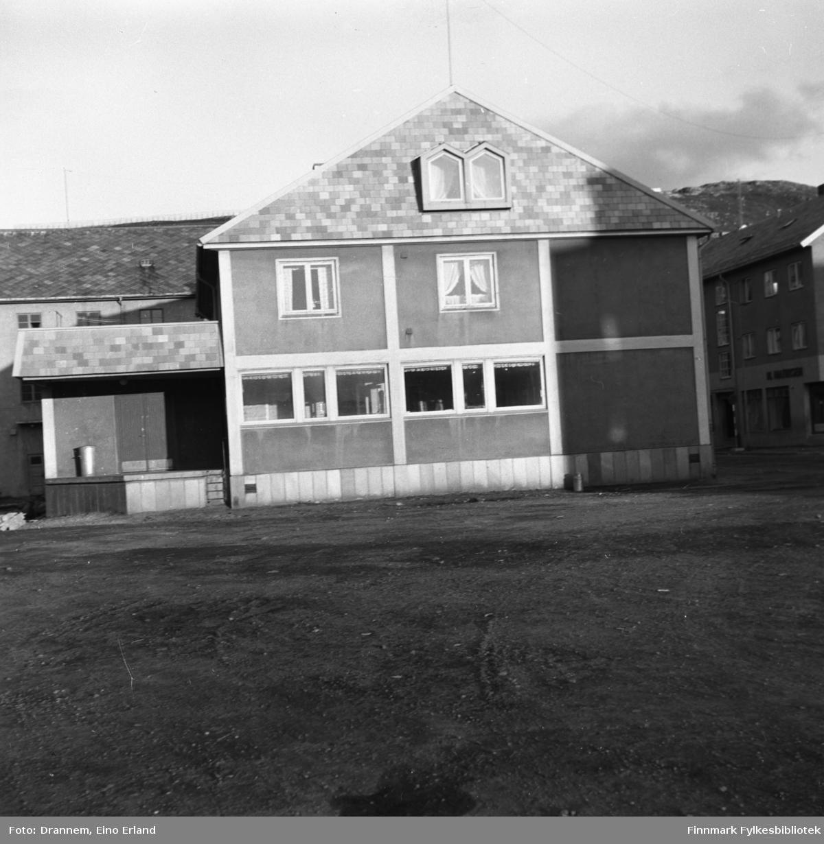 Tollboden, huset til familien Drannem