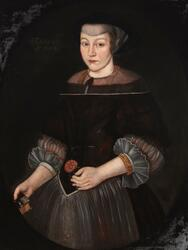 Margrethe Andersdatter Raasing [Maleri]