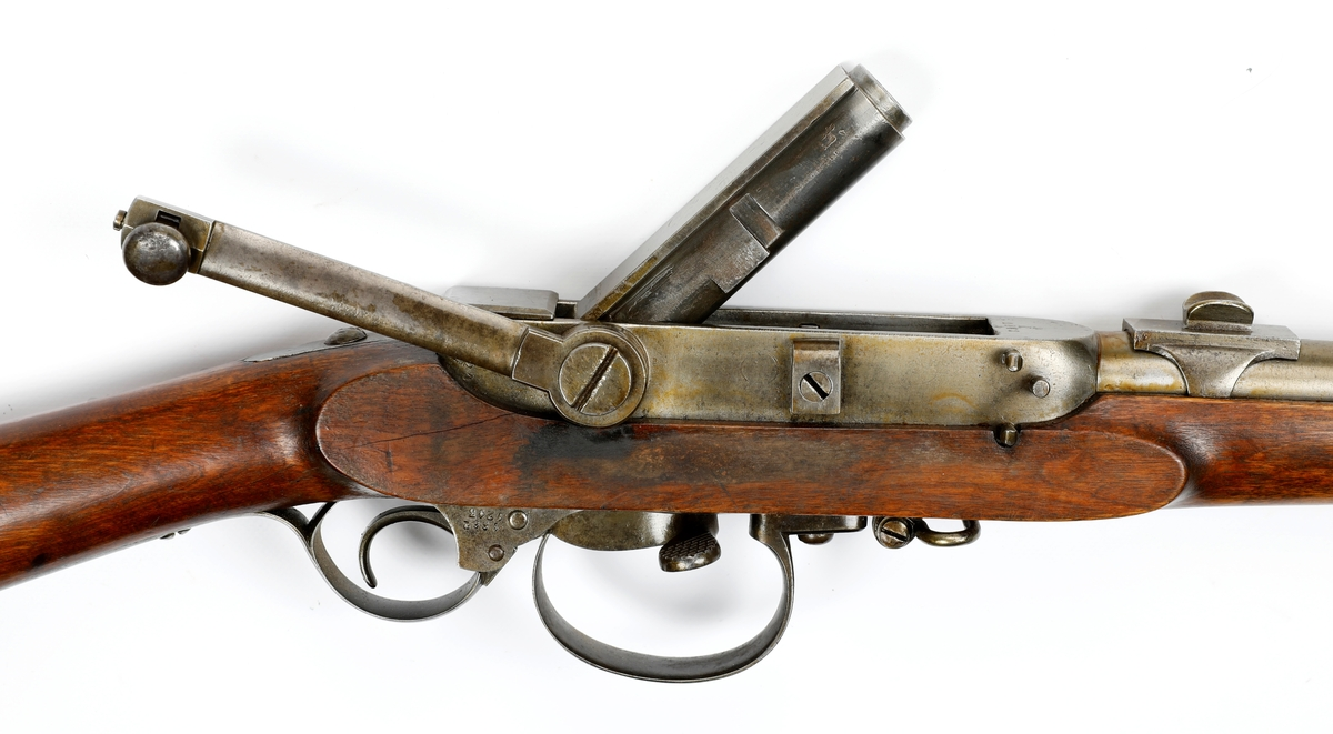 Kammerladning-rifle