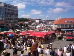 30. juli 2000: Gladmat i Stavanger