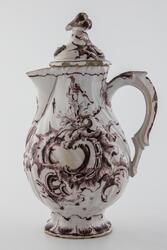 Kaffeanne fra Herrebøe [Kaffekanne]
