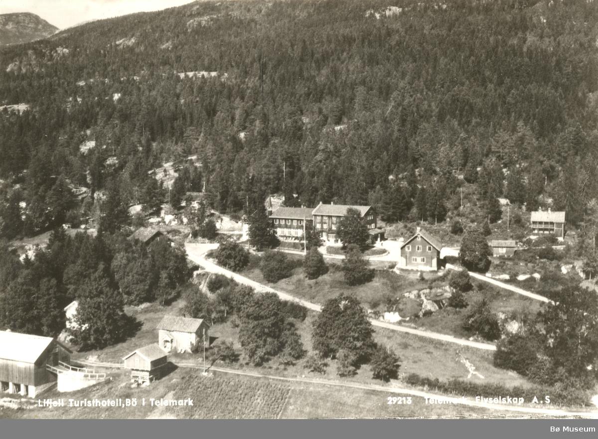 Lifjell Turisthotell