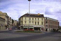 Rundkjøringen på S. Torg
