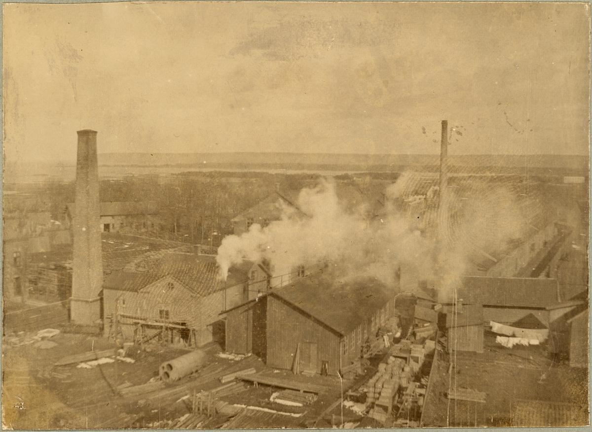 Vänersborg, tändsticksfabriken