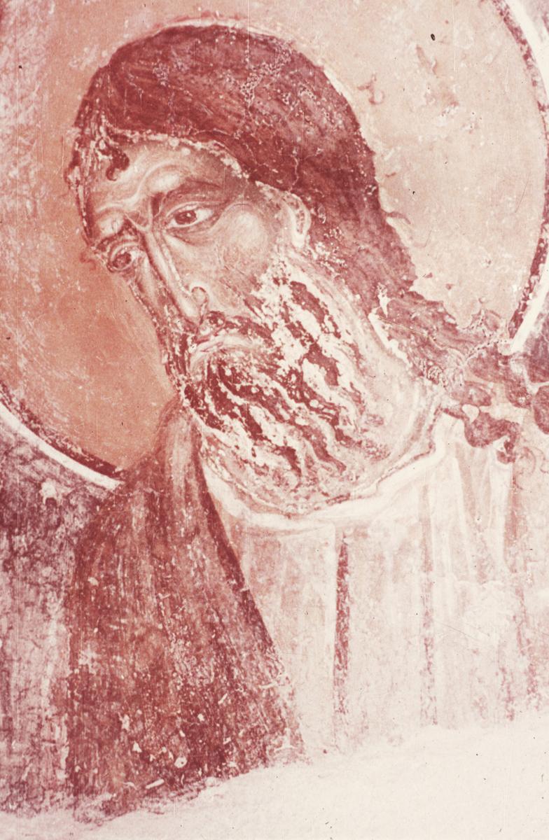 Fresker fra Studenica Hvostanska.