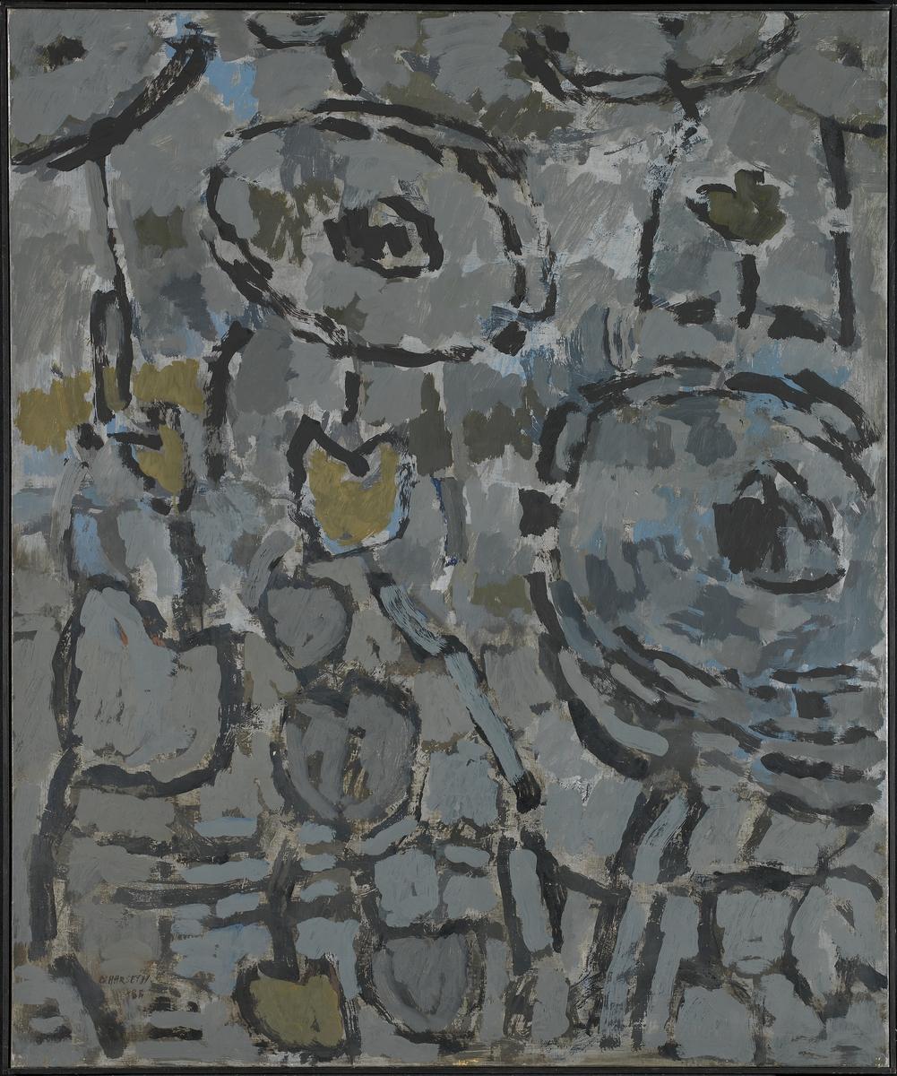 Vinterblomster [Maleri]