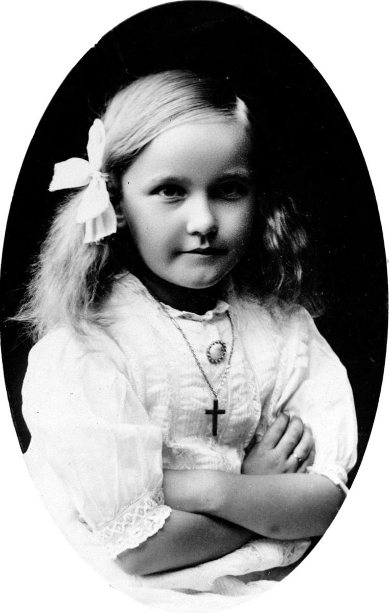 Ingeborg Lindholdt f. 1908