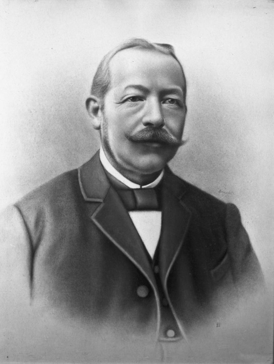 Jens Aasgaard, ordfører 1. jan. 1886 – 24. mars 1894