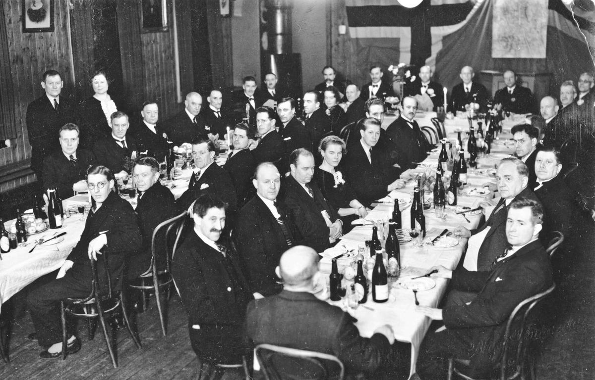 Formannskapslovens 100-årsjubileum i 1937.