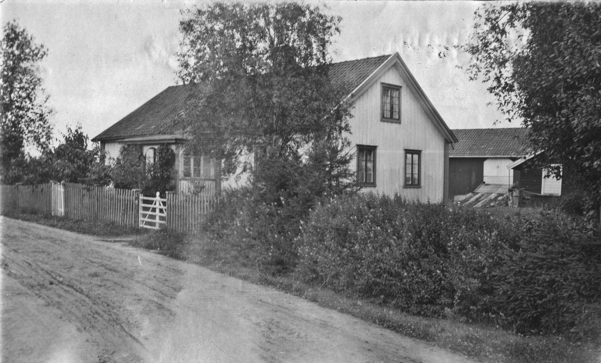 Stensby skole, Eidsvoll. Oppført 1858.