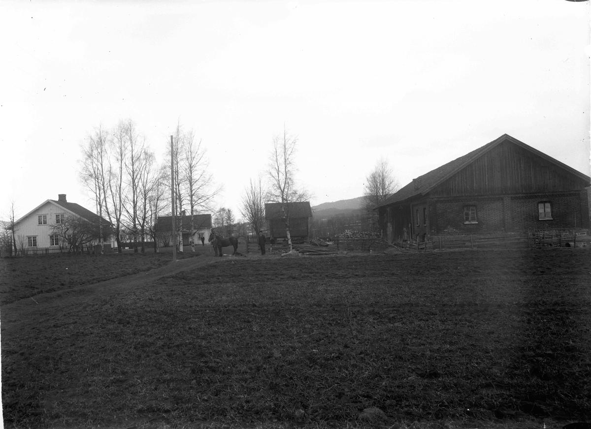 Kristian Krogvold sin gård, Minne