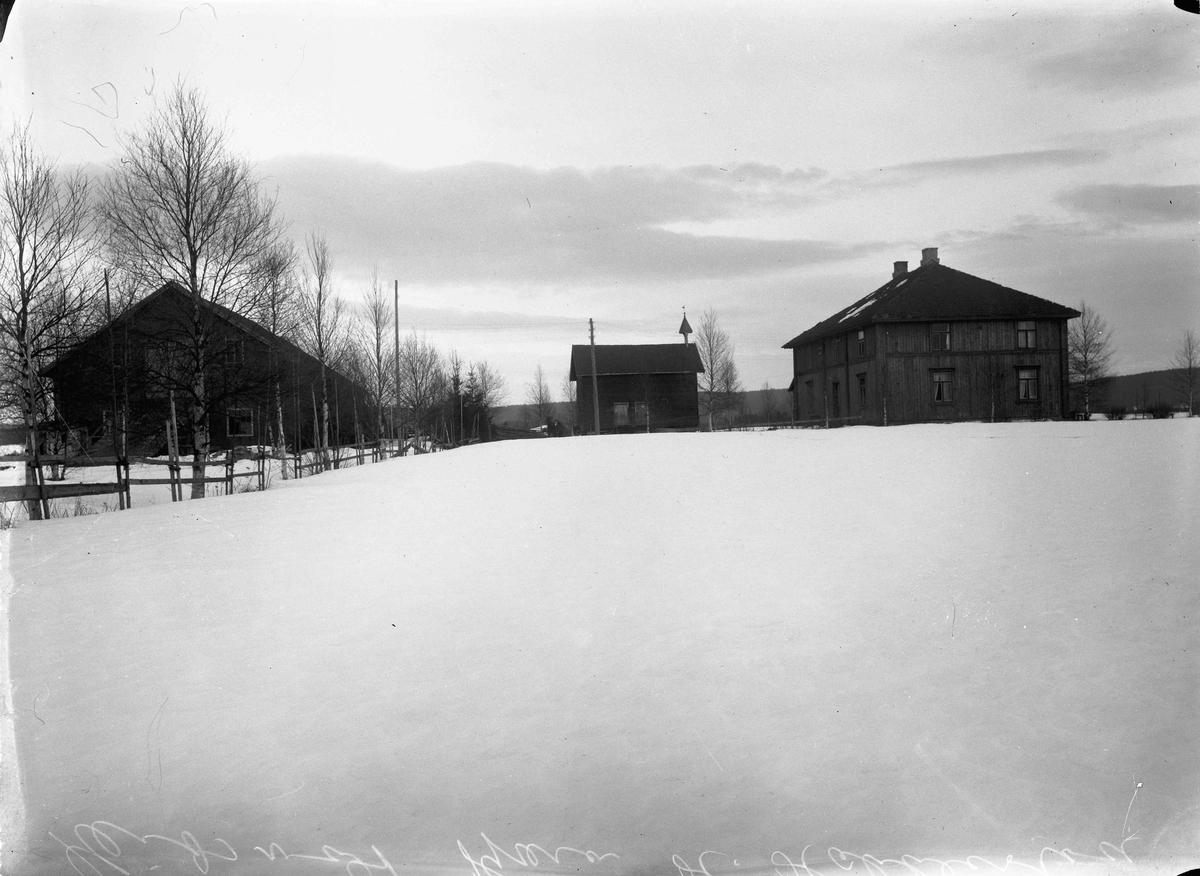 H Habberstad sin gård. Hjera