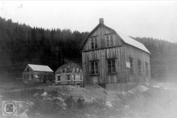 Monan på Bjelland.