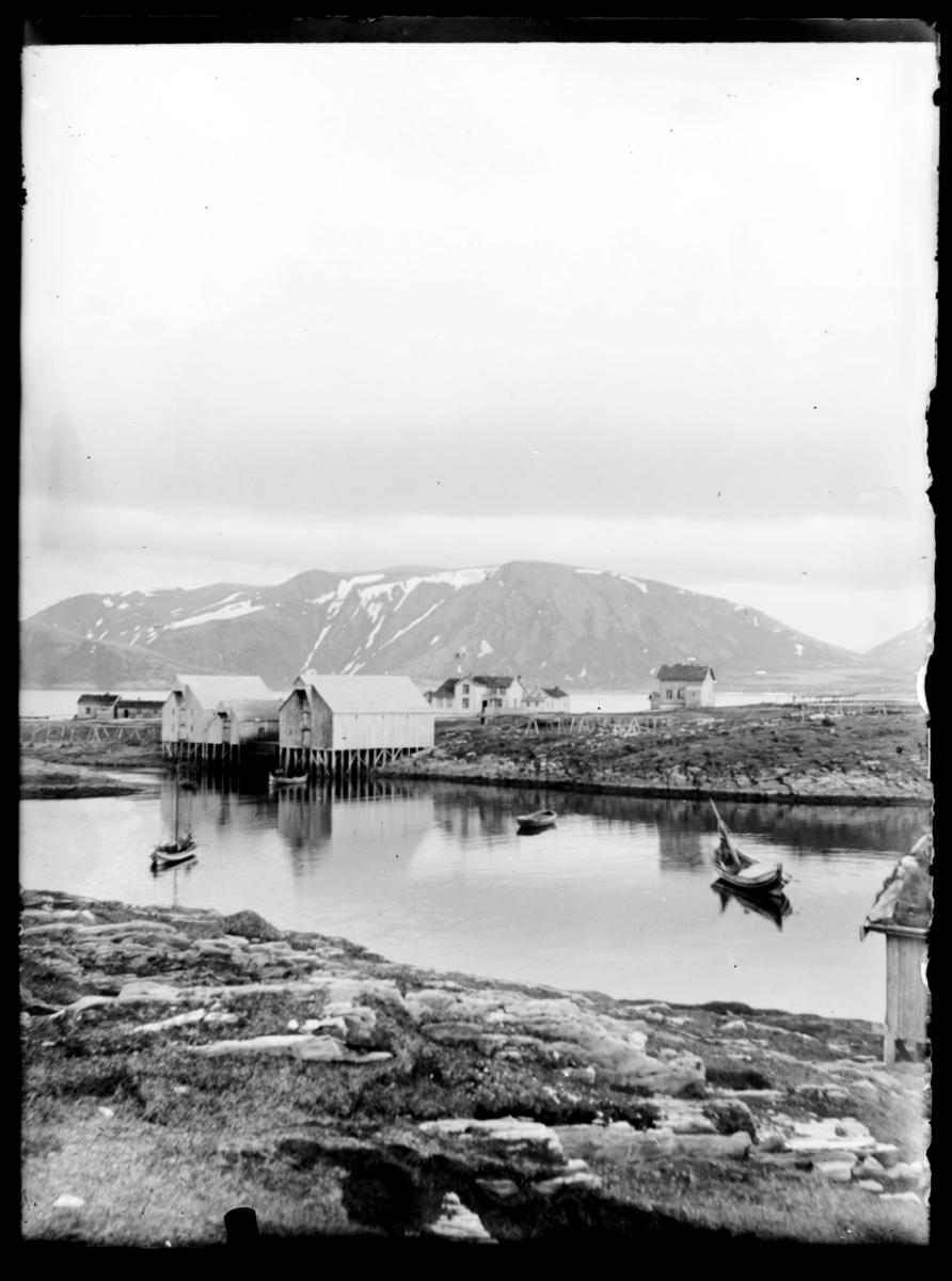 Havna i Sørvær