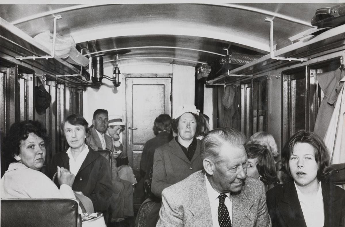 Ombord i siste ordinære tog på Urskog-Hølandsbanen.