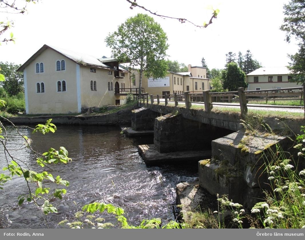 Inventering av kulturmiljöer i Tysslinge, Gräve, Kil och västra Längbro.Område 4.Miljö 50: Lindbacka.Dnr: 2010.240.086