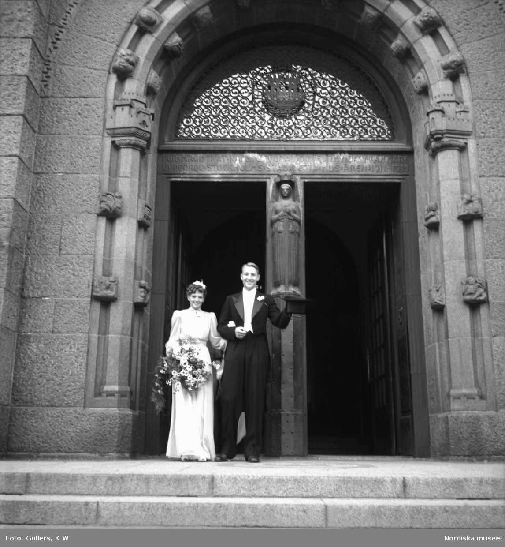 Giftemål i Stockholms rådhus