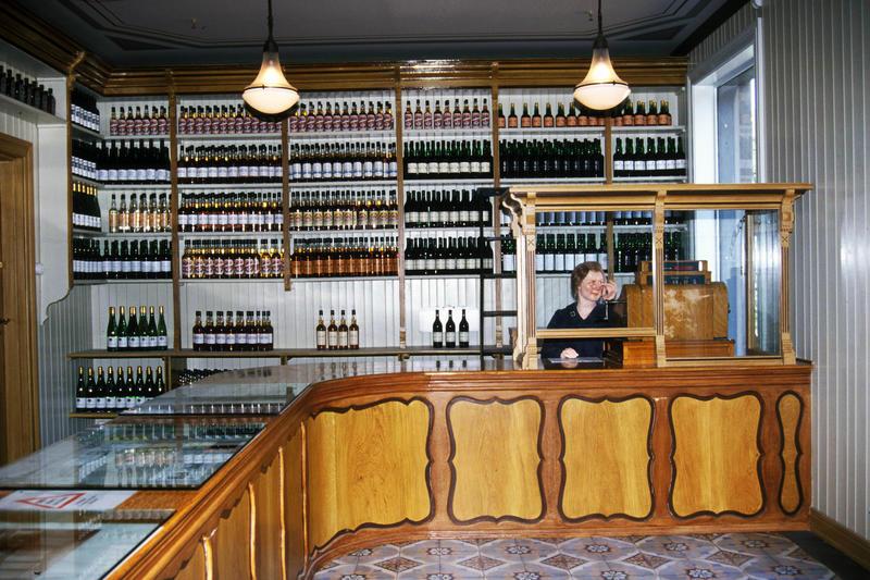 The Wine Monopoly. Foto/Photo