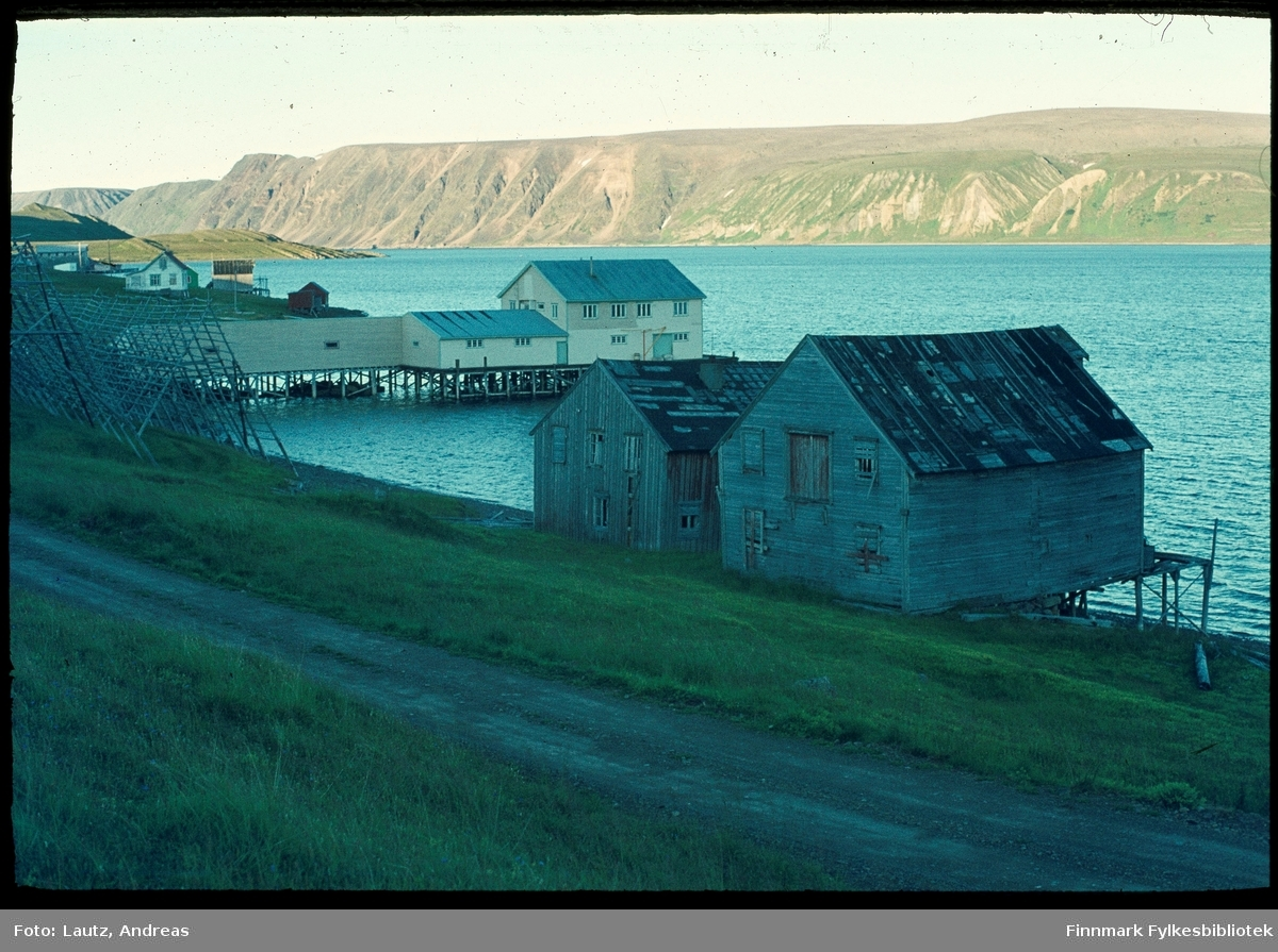 Syltefjord. 1978.