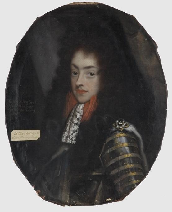 Johan Georg IV, 1668-1697, kurfurste av Sachsen
