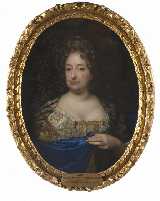 Sofia Charlotta, 1668-1705, prinsessa av Pfalz, hertiginna av Braunschweig-Lüneburg k