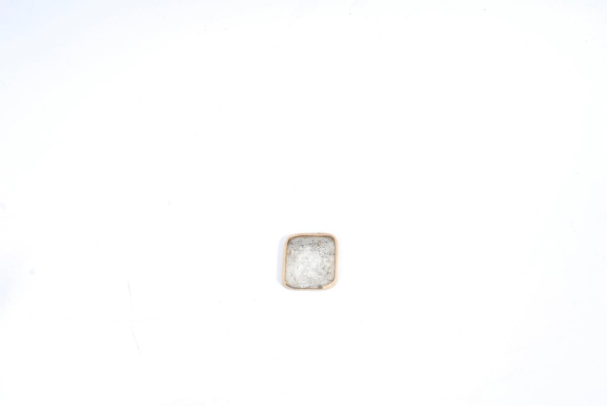 Form: Lite, rektangulært m. avr. hj.