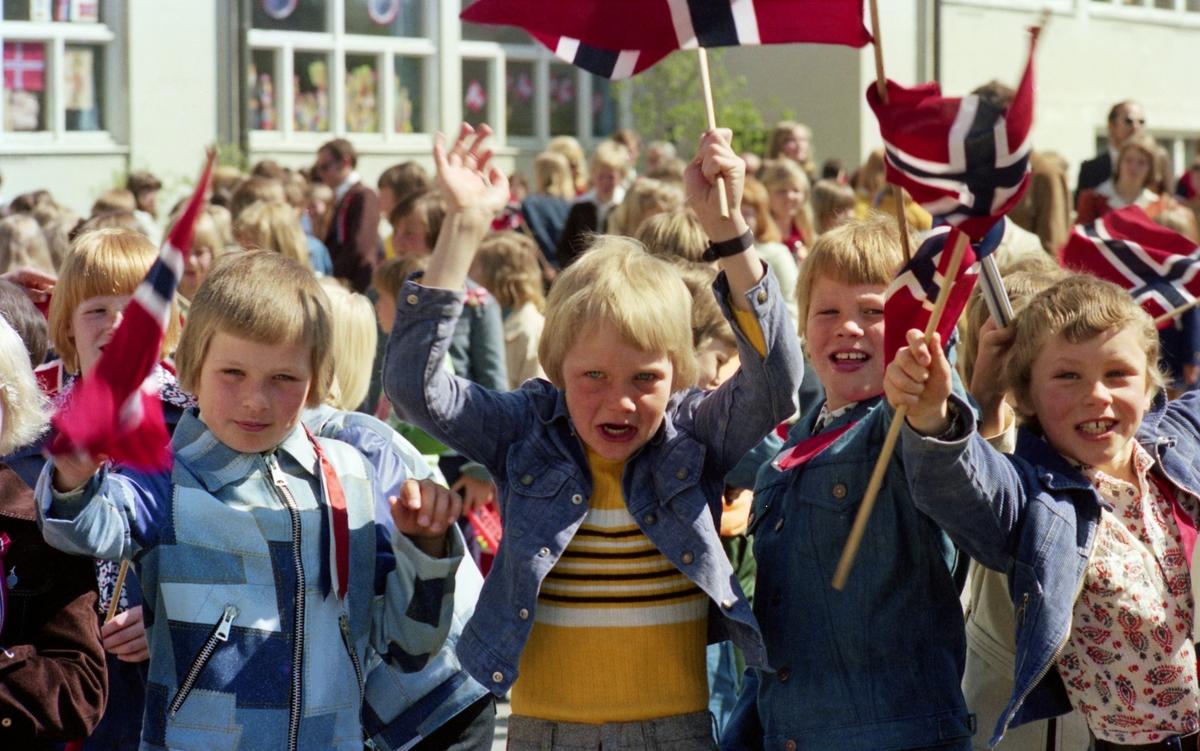 17.mai 1975, Strømmen