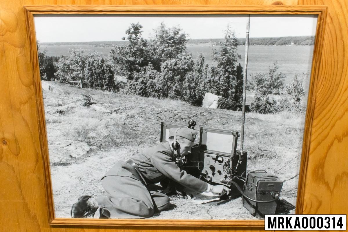 Fotografi taget på signalist.