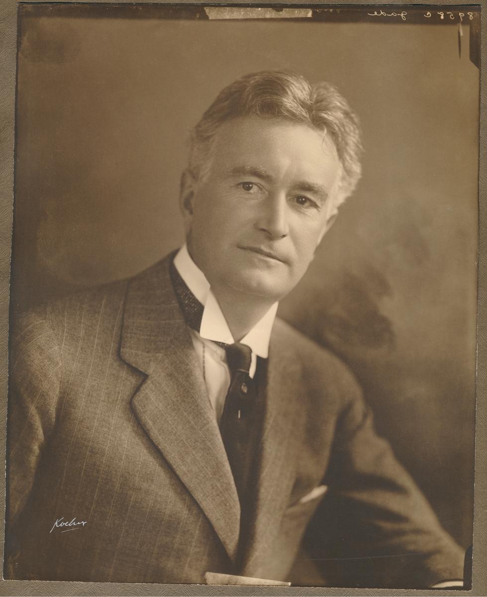 Portrett av Herman Gade