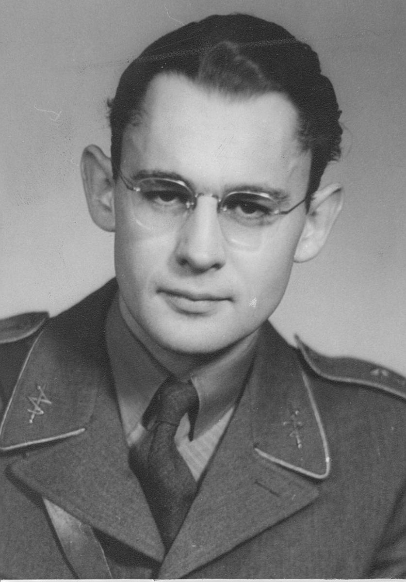 Lt Jan Viktor Klemming