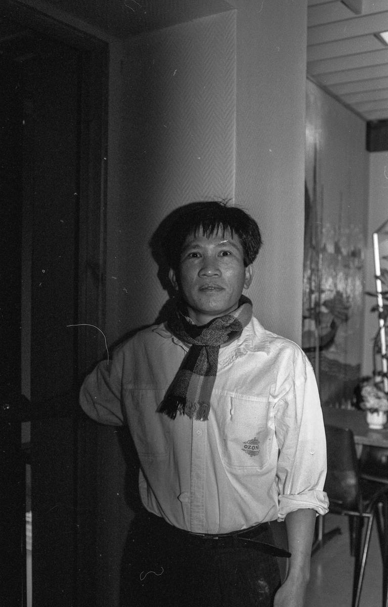 Long Fung, kinesisk resturant i Ski. Kafeeier Hovan Gioang får muligens skjenkebevilling.