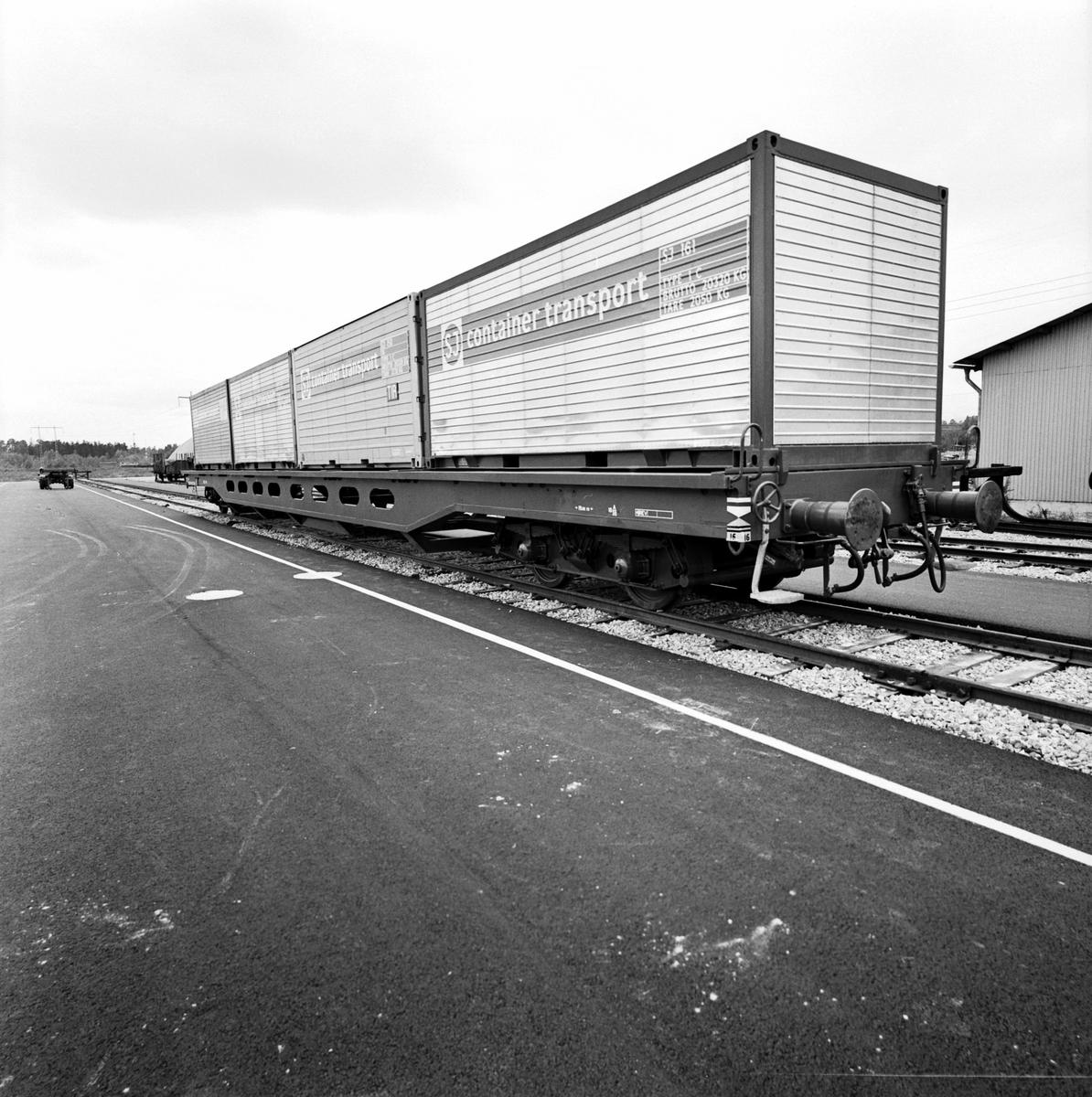 Statens Järnvägar, SJ Slps. Containerterminal