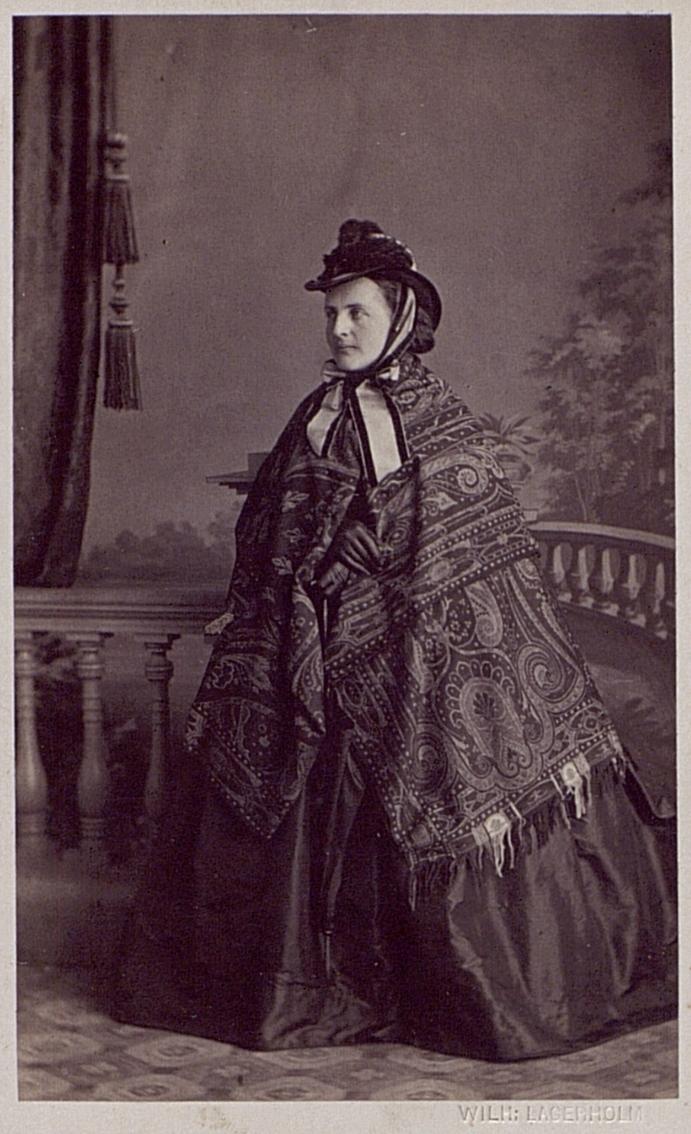 Magdalena (Malin) Charleville (född Roman år 1830)