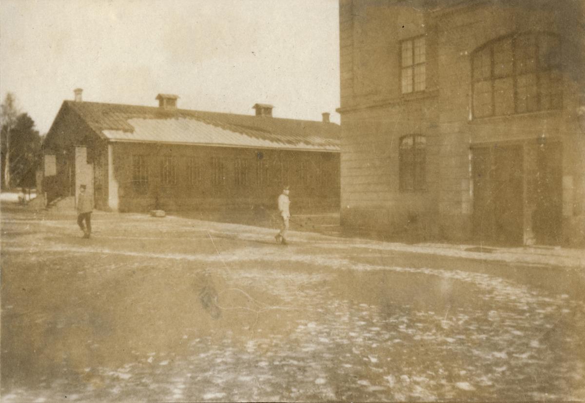 Matsal och andra bataljonens kasern, Vaxholms grenadjärregemente I 26.